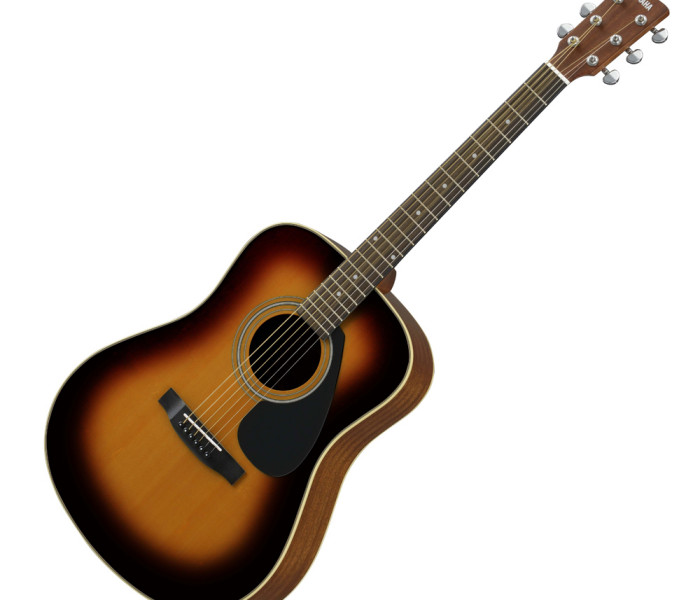 Yamaha F370DW Acoustic Guitar – Tobacco