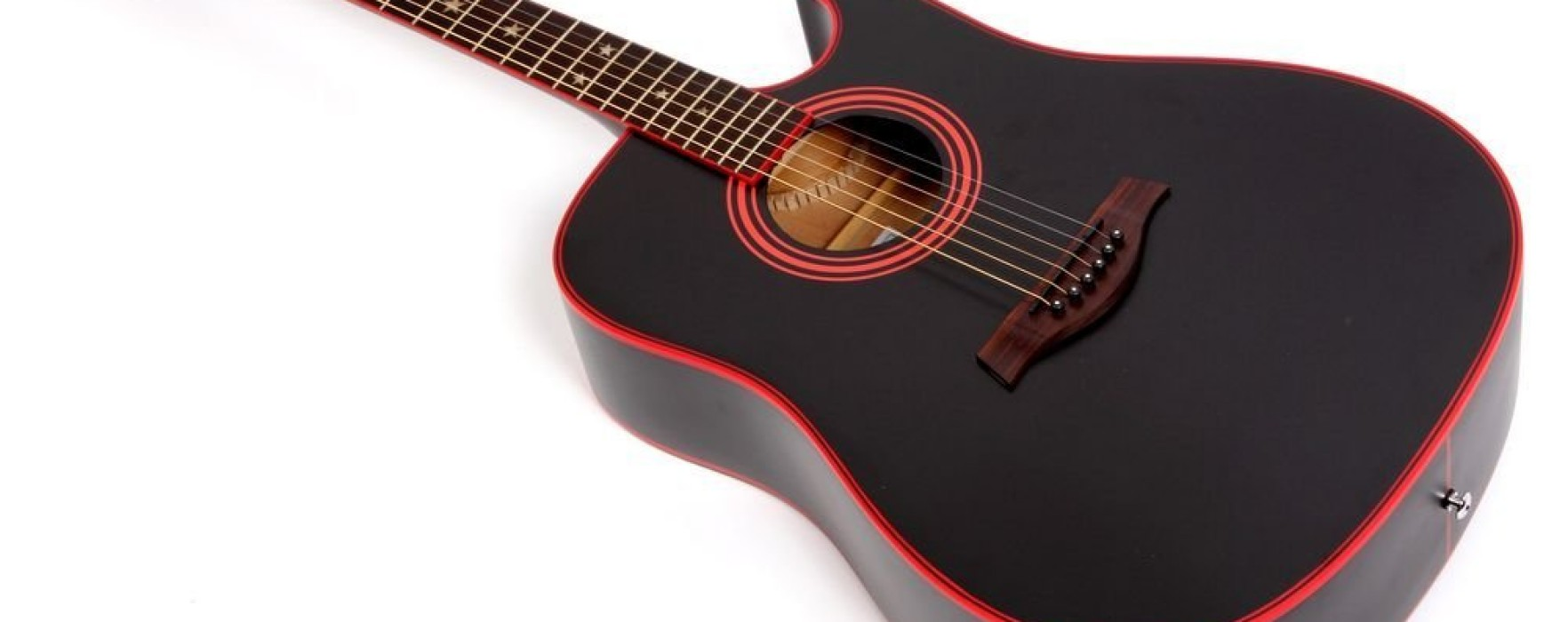 Lindo Guitars LDG-46 Widow Acoustic Guitar