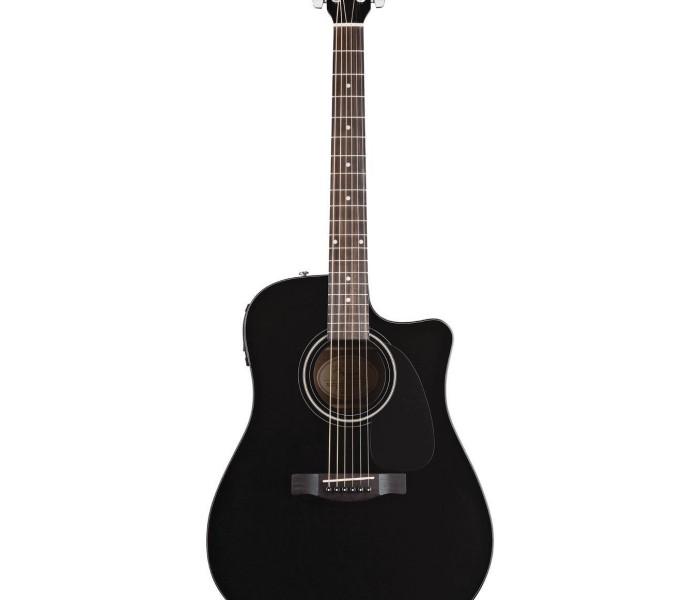 Fender Full Size Electro Acoustic Guitar DG60CE Black