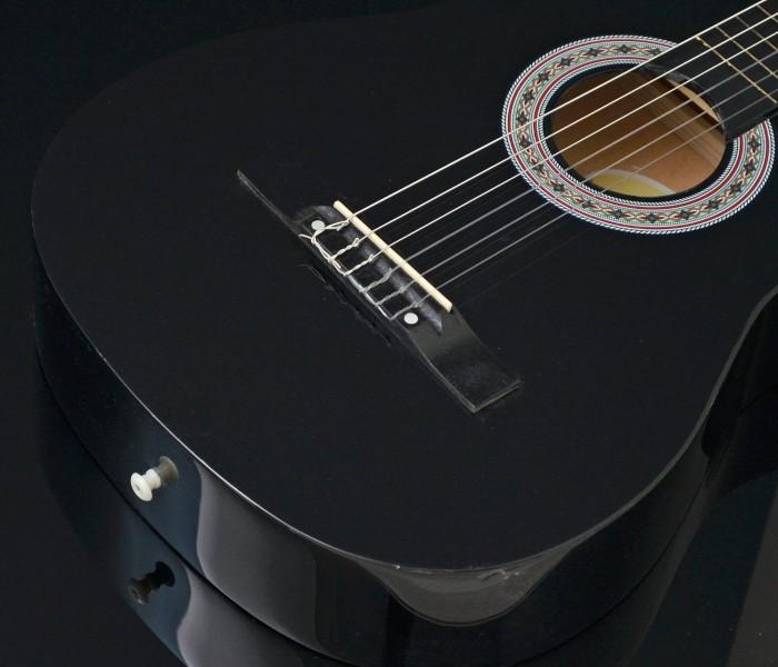 HST Acoustic Concert Classic Guitar 37″ 3/4 Size