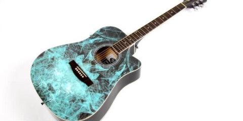 lindo acoustic guitar