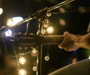 Ashton guitar