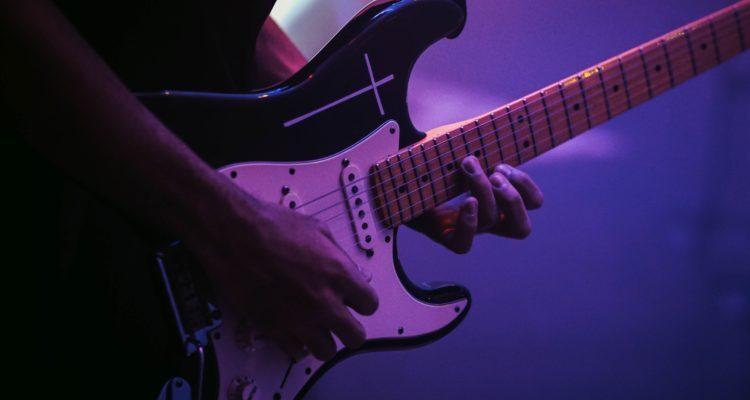 RockJam Full Size Electric guitar