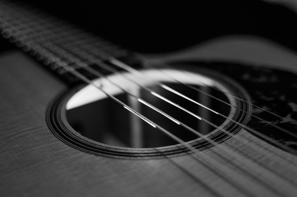 W101 Martin Smith acoustic guitar