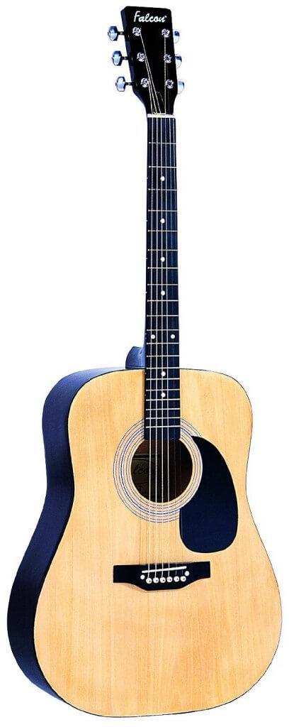 falcon acoustics 3/4 guitar