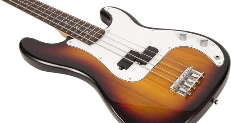beginner bass guitar Rockjam bass guitar