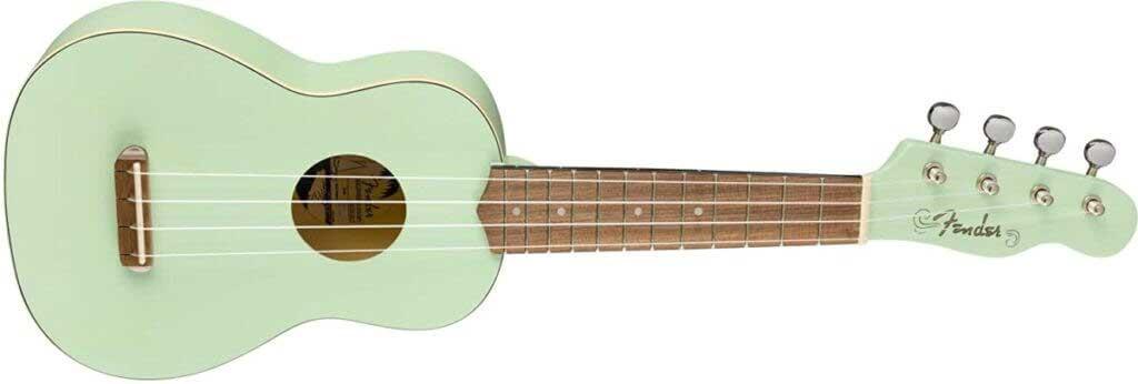 Fender ukulele review